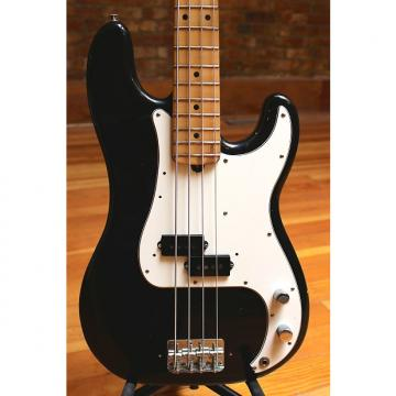 Custom Fender Precision Bass 1975 Black