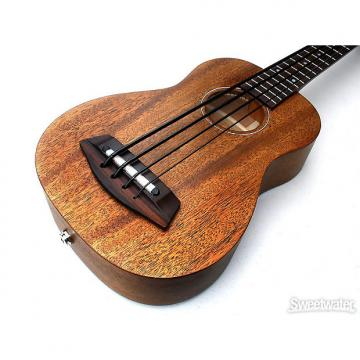 Custom Kala U-Bass Mahogany Uke with gigbag, New