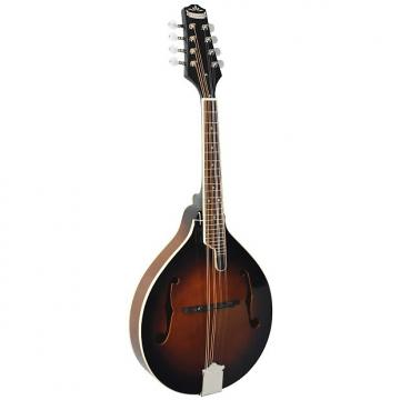 Custom Morgan Monroe MM-550A A-Style Mandolin Vintage Sunburst