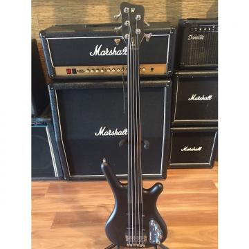 Custom Warwick RockBass Corvette Double Buck, Nirvana Black