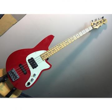 Custom Reverend Decision Bass 2016 Party Red