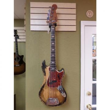 Custom Fender Bass V Vintage 1967 2 Tone Sunburst