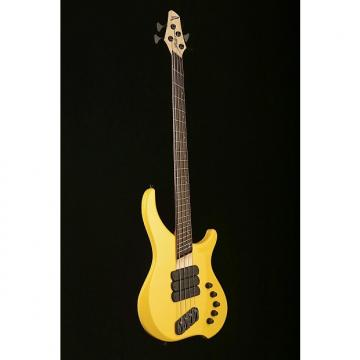 Custom Dingwall Afterburner I 4 string, 3x, Ferrari Yellow