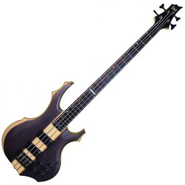 Custom ESP LTD F-4E Bass in Natural Stain B-Stock