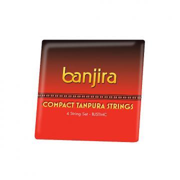 Custom banjira Compact Tanpura String Set