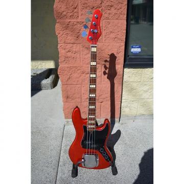 Custom Harmony PJ-Style bass 1970 Red Sparkle