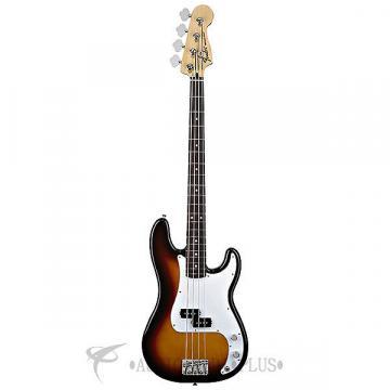 Custom Fender Standard Precision Bass Rosewood Fingerboard Electric Bass Brown Sunburst - 0146100532
