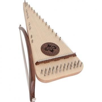 Custom Roosebeck Soprano Rounded Psaltery Right-Handed