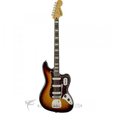Custom Fender Squier Vintage Modified Rosewood FB Electric Bass Guitar 3 Color Sunburst - 0305600500