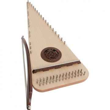Custom Roosebeck Alto Rounded Psaltery Right-Handed