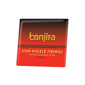 Custom banjira Sitar-kulele™ String Set