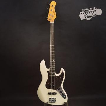 Custom Fujigen NJB100 2012 White「Bass Demo」