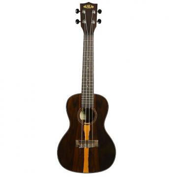 Custom Kala KAZCTC Glossy Ziricote Wood Concert Ukulele