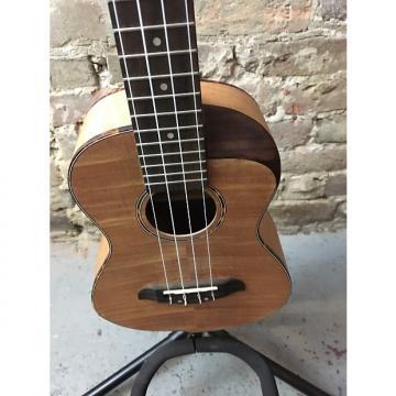 Custom Oscar Schmidt Ou800c Flame Maple Wood Comfort Series Concert Uke Ukulele