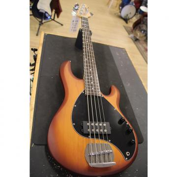 Custom Sterling by Music Man S.U.B. Series 5-string Bass Honeyburst Satin