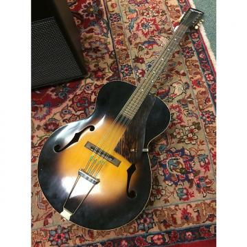 Custom Kalamazoo KK31 Mandocello by Gibson Guitars Please Read Description 1937? Sunburst