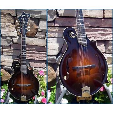 Custom Collings MF5 Mandolin 2004 Sunburst