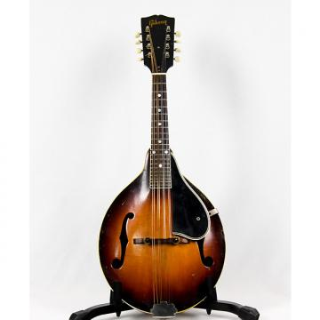 Custom 1940s Gibson A-50 Mandolin with Original Hard Case - 10020437