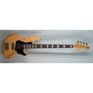 Custom Elrick Expat Handmade New Jazz Standard 4-String Bass Guitar, Clear Gloss Finish, Indian Rosewood Fb