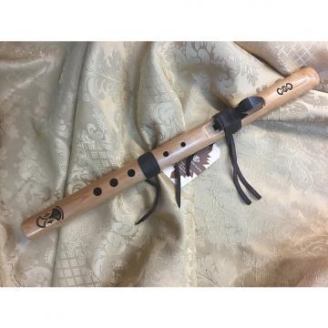 Custom High Spirits Kestrel Flute in E-Birch-Native American Flute-Sweet-Bright Tone!