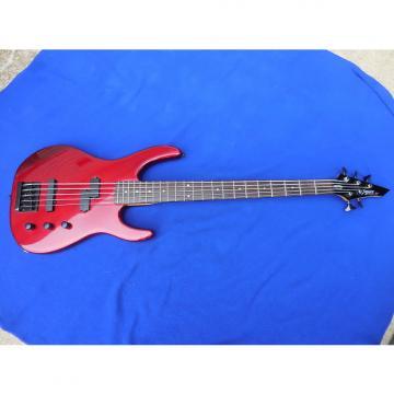 Custom Squire 5 String  Bass MIK Korea