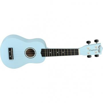 Custom Tanglewood Sky Blue TU101 Concert Ukulele with free gig bag