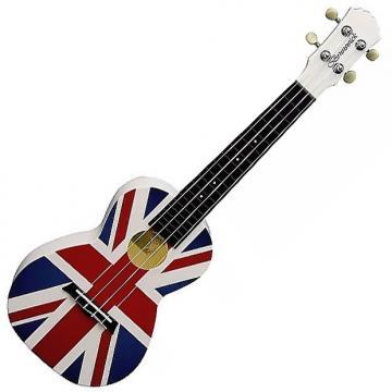 Custom Brunswick Concert Ukulele Union Jack