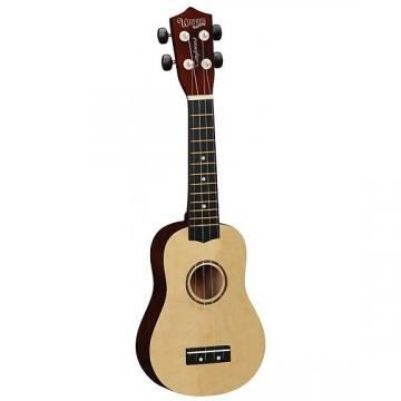 Custom Tanglewood Natural TU101 Concert Ukulele with free gig bag