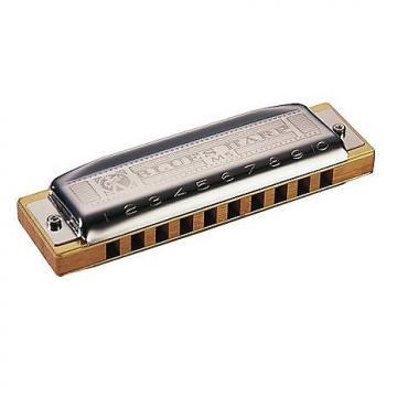 Custom Hohner Blues Harp Diatonic Harmonica - Key of Eb