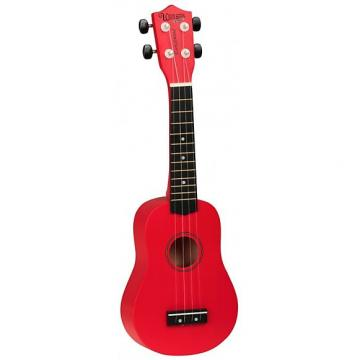 Custom Tanglewood Red TU101 Concert Ukulele with free gig bag