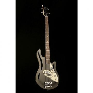 Custom Duesenberg D-Bass Black W/Hard-Case
