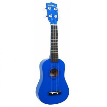 Custom Falcon FL10 Ukulele Blue with free gig bag (RRP £24.95)
