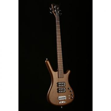 Custom Warwick German Pro Series Corvette 4 Double Buck Active Antique Tobacco with gigbag