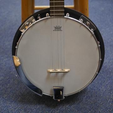 Custom Morgan Monroe Rocky Top 5 String Banjo w/resonator back Natural