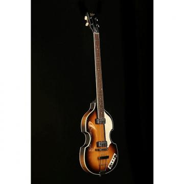 Custom Hofner 500/1 Contemporary Violin Bass - antique burst