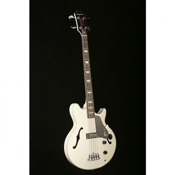 Custom Epiphone Jack Casady Bass Alpine White Limited Edition