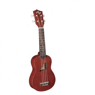 "Custom Eddy Finn Series Ukuleles offer a full tonal range of resonate lows and ""bright highs : EF-1-S"