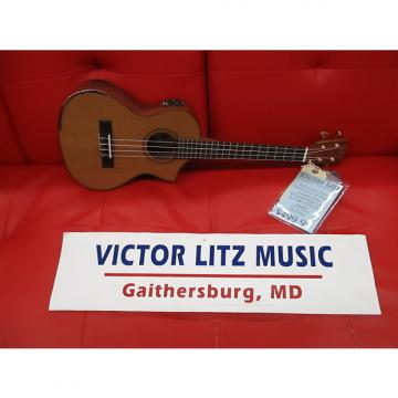 Custom Kala ka-srt-ctg-ce  kasrtctgce  comfort edge tenor ukulele cutaway acoustic electric solid woods