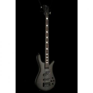 Custom Spector Euro 4LX Bass Matte Blk - Matte Black