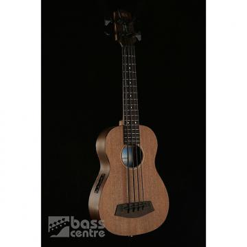 Custom Kala U-Bass Mahogany Fretted - U Bass Mahogany