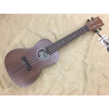 Custom Kala-Solid Mahogany Series-Concert Ukulele-KA-SMHC-Rich Full Tone! NEW!