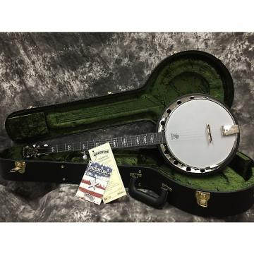 "Custom Best Offer! Deering ""Goodtime Midnight Special"" 5-String Banjo w/ Hardshell Case"