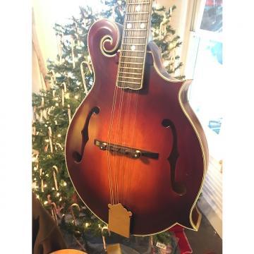 Custom Arnold Cross Custom F style mandolin 2016 Antique Vintage Sunburst