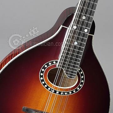 Custom Eastman 504 Mandolin Sunburst