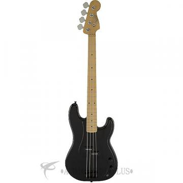 Custom Fender Roger Waters Precision Maple Fingerboard 4 Strings Electric Bass Guitar Black -  0147000306