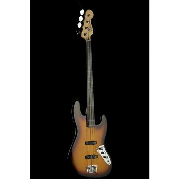 Custom Squier Vintage Modified Jazz Bass Fretless