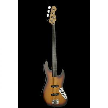 Custom Squier Vintage Modified Jazz Bass Fretless