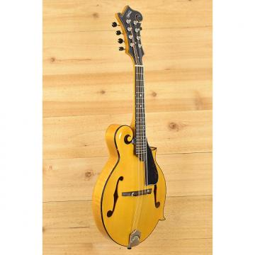 Custom New Northfield NF-F5S F-Style Mandolin Amber Finish (#160325)