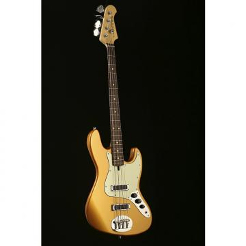 Custom Lakland Skyline J Sonic 4 Gold