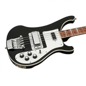 Custom Rickenbacker 4003 Electric Bass Jetglo